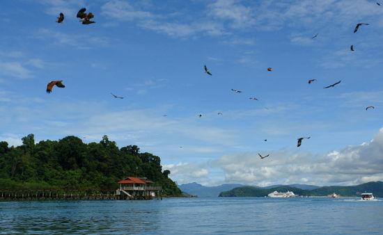 马来西亚兰卡威岛 不仅仅是海岛(图)_江苏旅游