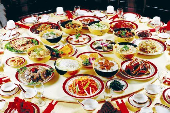 春节家宴菜品最佳搭配