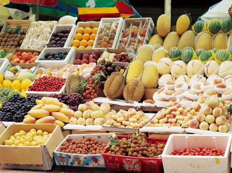 谁能拒绝水果诱惑