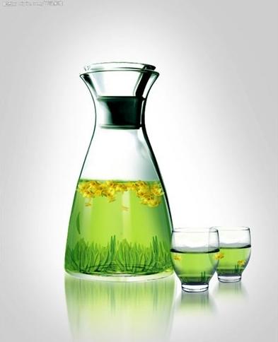防辐射茶叶首选 茶类中首选绿茶