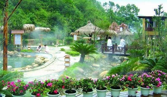 扬州瘦西湖天沐温泉