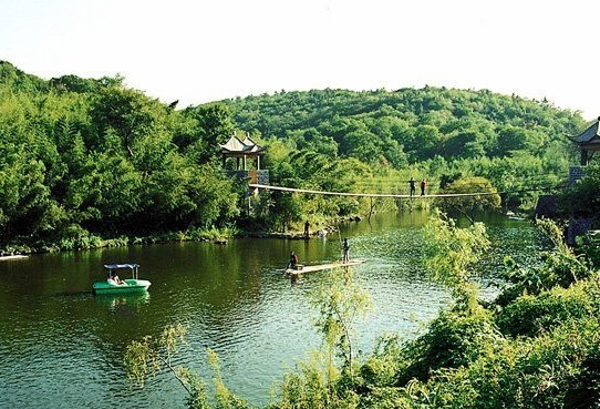 度假胜地——铁山寺国家森林公园暨铁山寺自然保护区图片