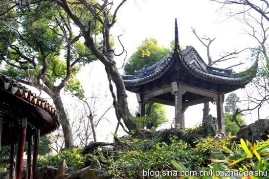 历史最悠久的苏州园林(组图)
