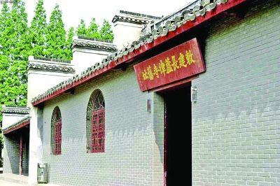 古长芦寺旧址。