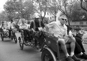 """坐着三轮车走街串巷、访古探幽,感受姑苏""""小桥、流水、人家""""的意境IC图"""