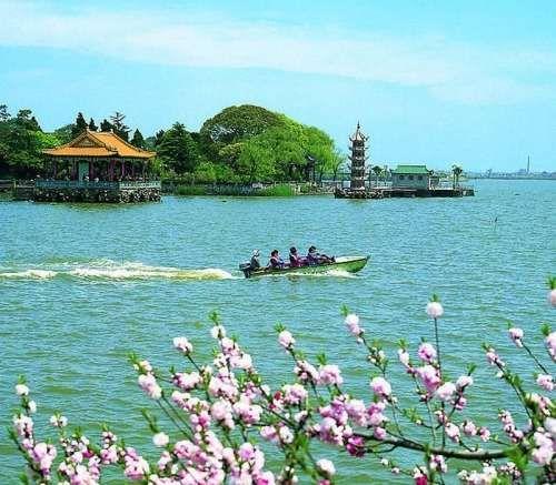 無錫太湖_無錫旅游景點