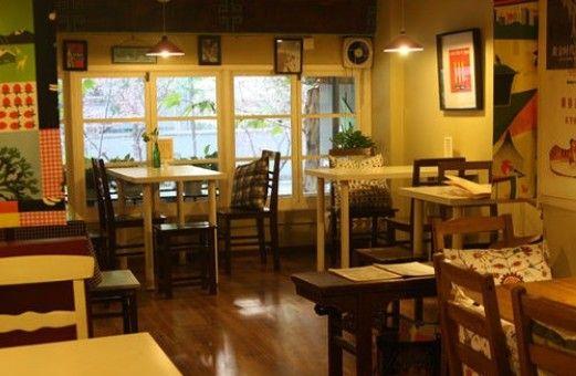 第六街咖啡馆
