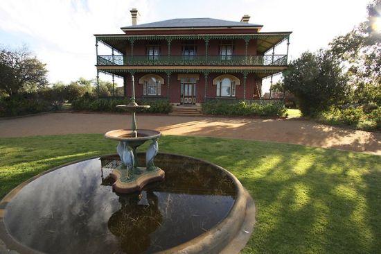 澳大利亚朱尼市蒙特克里斯托宅邸