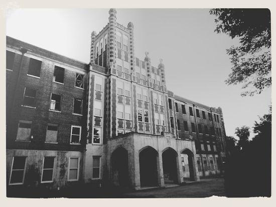 美国肯塔基州威弗利山疗养院