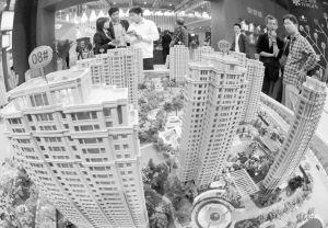 房产税政策是否推出,成为房地产市场关注的话题。江南时报记者 乐涛 摄