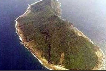 组图:会走会哭会消失全球八大诡异岛屿盘点