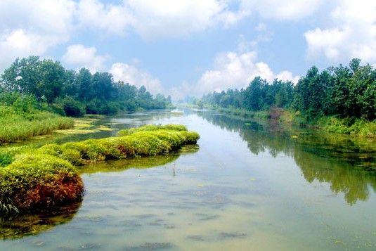 溱湖风景区5A