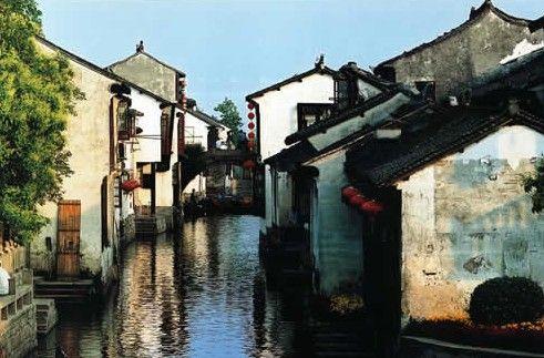 苏州周庄古镇