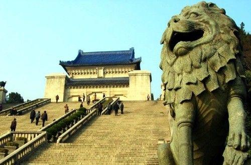南京中山陵风景区