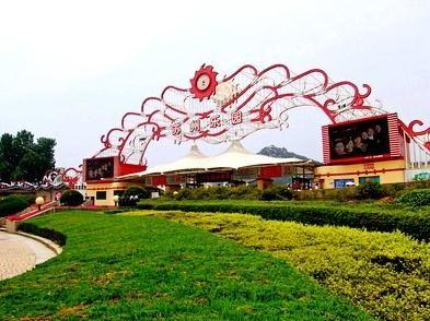 苏州乐园(图片来源:微图)