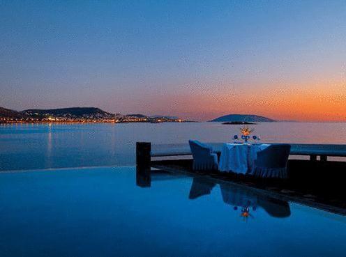雅典 Grand Resort Lagonissi的皇家别墅