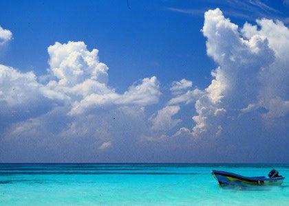 墨西哥的坎克恩海滩(资料图)