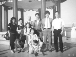 台湾表妹的全家福