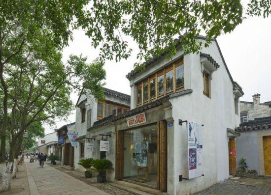平江路 古城缩影穿越千年