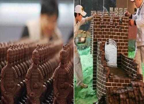 World Chocolate Wonderland