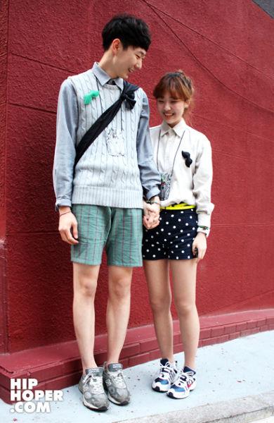 高清街拍了解日本年轻人的穿衣风潮