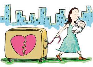 离婚,别将孩子当成筹码