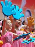 """第四届""""童声里的中国""""启动"""