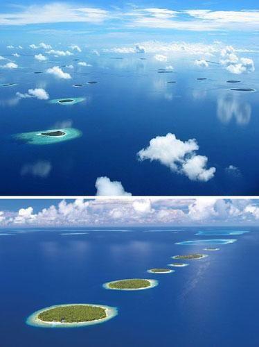 组图:野人宝藏登陆全球10大无人岛