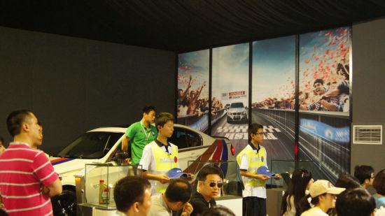 2012年BMW3行动 南京选拔赛完美上映
