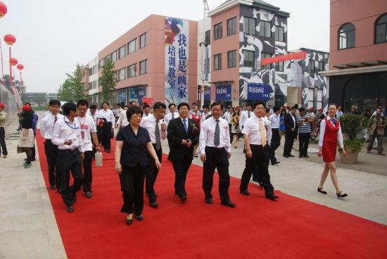 海安第三届523艺博会开幕