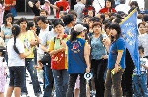 暑期出境旅游人数将明显增多。深圳特区报记者 张耀波 摄