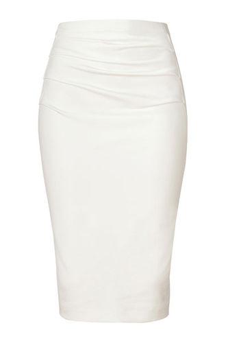 DONNA KARAN松紧带铅笔裙,价格:4,525 CNY