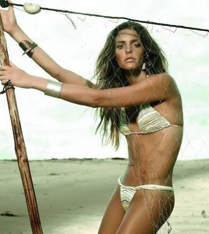 巴西里约热内卢海滩美女
