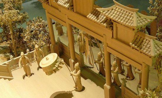 十朝珍宝馆以宣传推介南京历史文化遗产,保护传承中华民族文化传统为图片