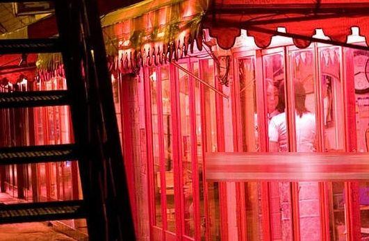 ... 韩国红灯区:想立牌坊 当年为了维护韩国的... 图片 44