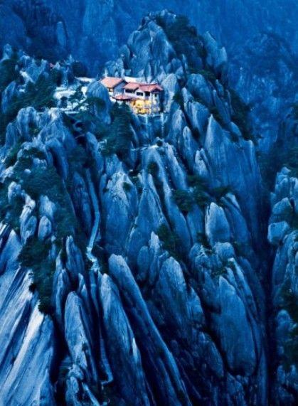 组图:世界最偏僻的五家酒店中国酒店上榜