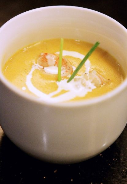 新派龙虾浓汤