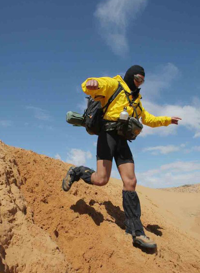 组图:盘点各国沙漠中的游乐项目