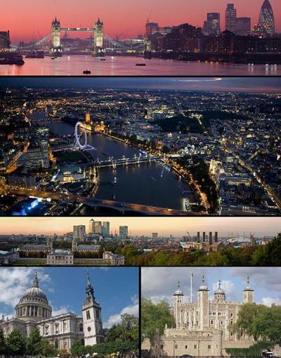 组图:时尚之都伦敦游不可错过的六大景点