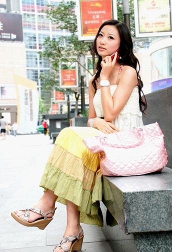 小编分析:南京新街口美女之所以多的原因就在于