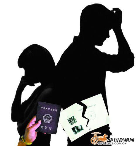 徐州离婚人数逐年增加 天热易激情离婚_江苏