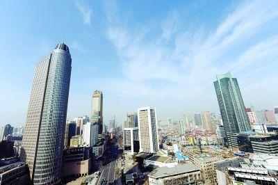 南京提出打造区域性国际化城市。