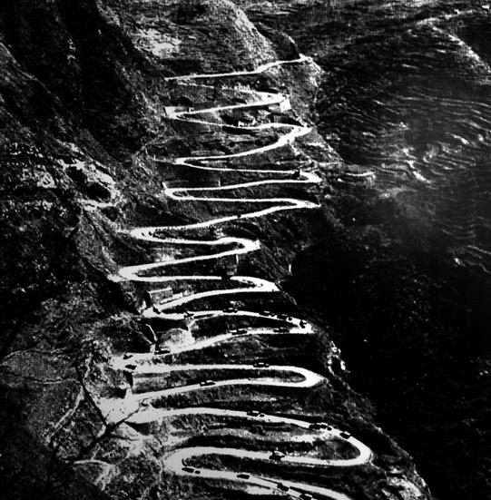 盘点死亡公路 全球连鬼都不愿走的盘山路 新浪