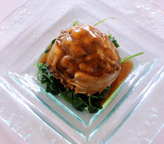 淮阳蟹壳斩肉