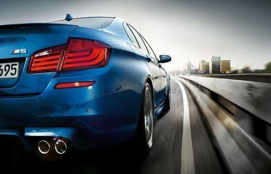 超凡脱俗全新BMWM5