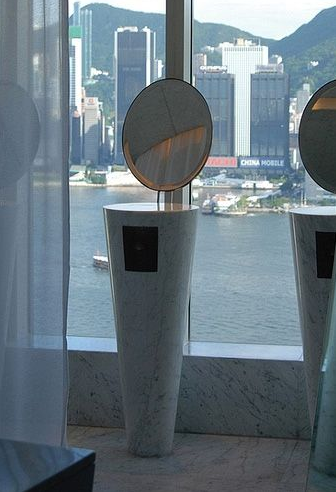 组图:全球观景厕所大盘点