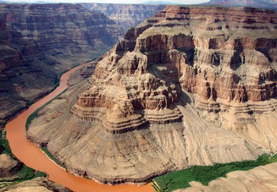 科多拉多大峡谷