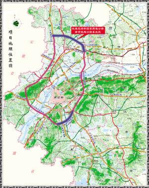 南京绕越公路(东南环)