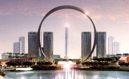 遭网友吐槽的中国奇葩建筑