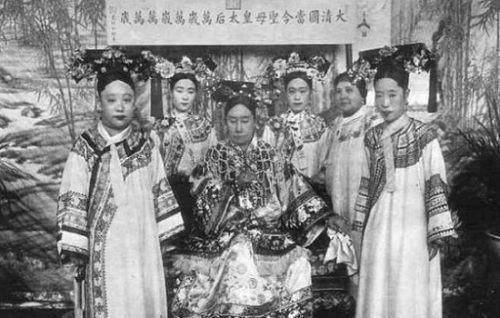 穿越昔日紫禁城揭秘清代后宫生活(组图)